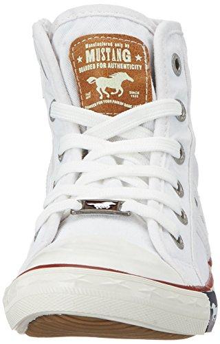 Unbekannt Mustang KO 58035031 Weiß (1 weiß)
