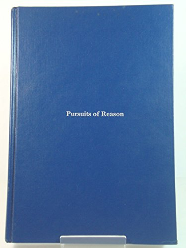 Pursuits of Reason: Essays in Honor of Stanley Cavel (Philosophical Inquiries)