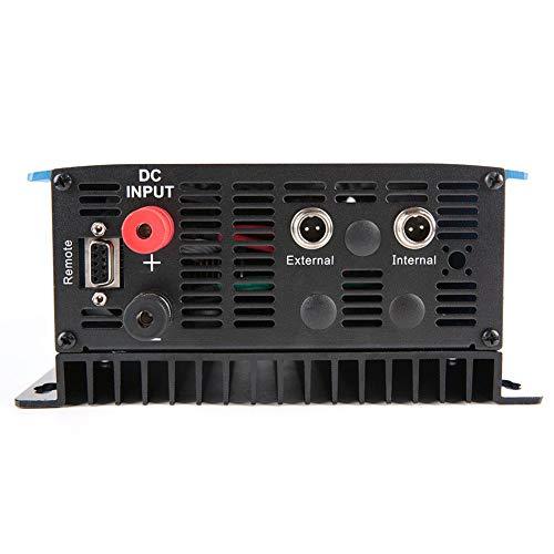 Wasserdichter Solar-Wechselrichter, 1000W / 2000W Solar-Wechselrichter 110 / 220V Power Converter Grid-Tie Micro-Wechselrichter(1000W45-90VDC-ohne wifi)