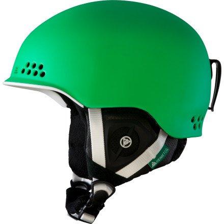 K2 Rival Pro Helmet (Green, Small)