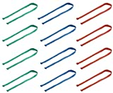 Extra Large Rubber Bands- Variety 12 Pack- 42'', 30'' and 26'' Length Extra Strength Mover Bands - for Pallets and Moving Blankets - by Kitchentoolz