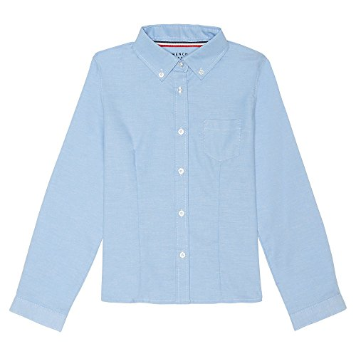French Blue Oxford - 8