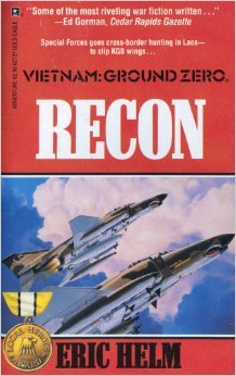 Recon - Vietnam : Ground Zero by Brand: A Gold Eagle Book