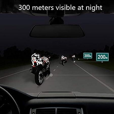 Color : Black Lobboy Rete per Moto Riflettente Moto Casco della Rete della Maglia dei Bagagli del Motociclo Rete di Protezione Gears Deposito Ganci Motociclo Accessori Organizer