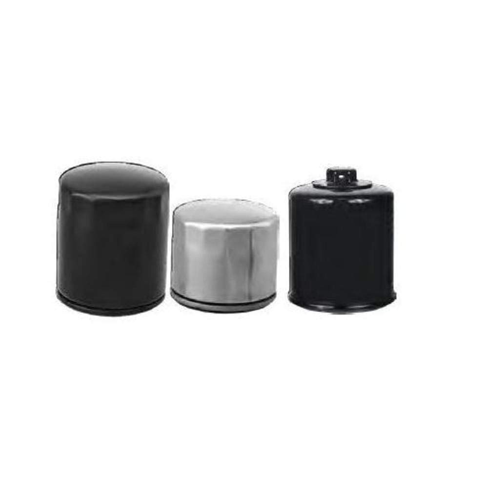 with Hex Nut HardDrive 14-052 Black Oil Filter
