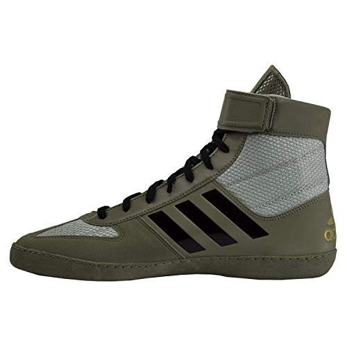 Adidas Black Silver Combat Tan Speed Shoes 5 ac8709 Wrestling rXqSvrwx4