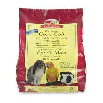 LM Animal Farms SLM60451 Corn Cob Small Animal Bedding, 2...
