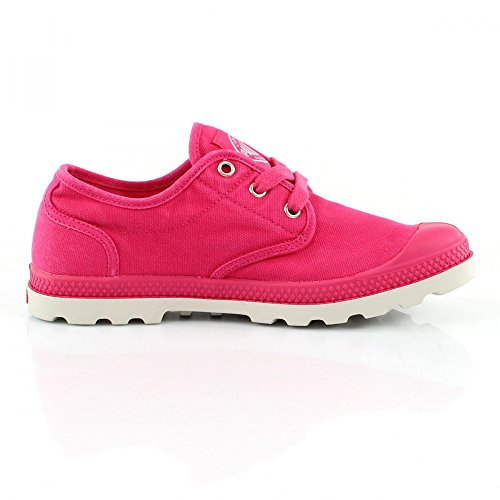 slv Palladium Pampa Prpl Oxford Femme beetrt Pink Basses 693 Lp Baskets RzaxRU
