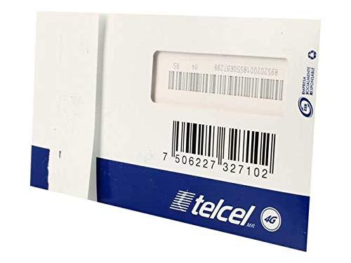 Chip Telcel Micro Chip y Nano Chip v6.3 lte, 4g lte
