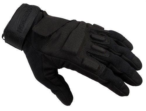 Seibertron® Herren Schwarz S.O.L.A.G. Spezial- Ops Vollfinger / Light Sturm Handschuhe taktisch Vollfinger Militär Kampf Armee Schießhandschuhe (M)