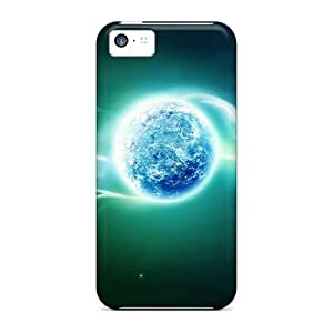 For Iphone 5c Protector Case Spacelunar Phone Cover