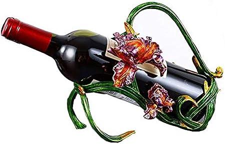 ● pintura sostenedor del vino: cada detalle asegura la perfección de la obra, y no de fundido durant