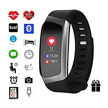 Monitor de actividad por Torus Pro Reloj inteligente, fitness, pérdida de peso, ajuste