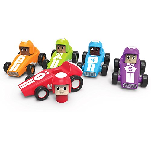 - Learning Resources Speedy Shapes Racers, Classic Roadster, Educational Toys, Ages 2+