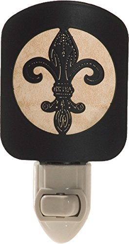 Thirstystone BNLFDLMB Laz NL Fleur De Lis Nightlight HP, Honey (Fleur Night Light)