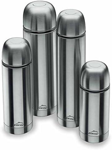 Lacor - 62444 - Termo Para liquidos Inox. 1 Litro: Amazon.es: Hogar