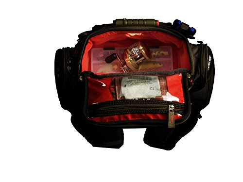 Wild River by CLC Custom Leathercraft WN3604 Tackle Tek Nomad Lighted Backpack