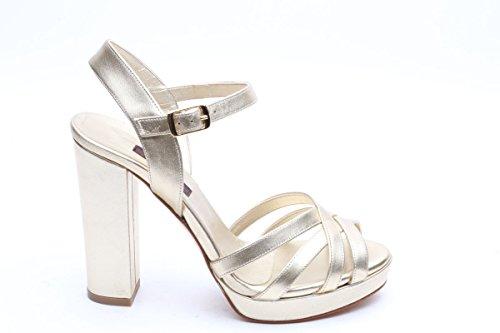 L amour sandali platino