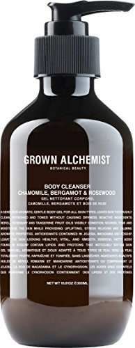 Chamomile, Bergamot & Rosewood Body Wash, Grown Alchemist