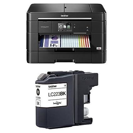 Brother MFCJ5720DW - Impresora multifunción con inyección de ...
