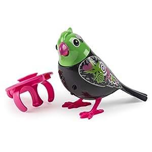 Parrot Pet Bird Chew Toy Wooden Hanging Swing Birdcage ...  Pet Bird Games