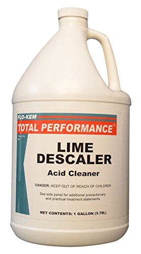 Flo-Kem 848 Lime Descaler, 1 (Commercial Aluminum Coffee Urn)