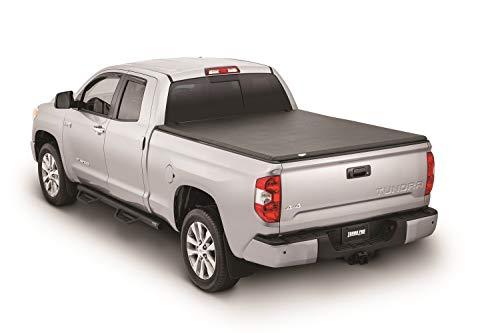 Tonno Pro HF-551 Black Hard Fold Truck Bed Tonneau Cover 2005-2015 Toyota Tacoma | Fits 5' Bed