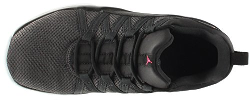 Jordan deca Fly GG Girls Fashion-Sneakers 844371 Anthracite Pink Black White