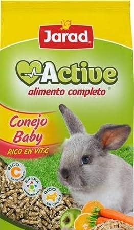10Kg de Mixtura para Conejos Baby con Vitamina C Alimento Completo Conejitos …