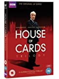 The House of Cards Trilogy (House of Cards/ To Play the King/ The Final Cut) [1990] [DVD]