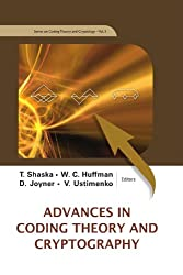 Advances In Coding Theory And Cryptography (Volume 3)