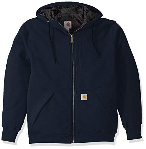 Chaqueta Navy Quilt Carhartt Avondale New lined 1XvqFnwA