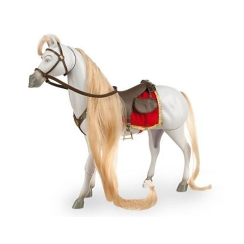 [Disney Tangled MAXIMUS Fully Articulated Horse Action Figure - 11