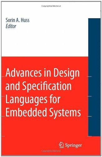 Download Advances in Design and Specification Languages for Embedded Systems Pdf