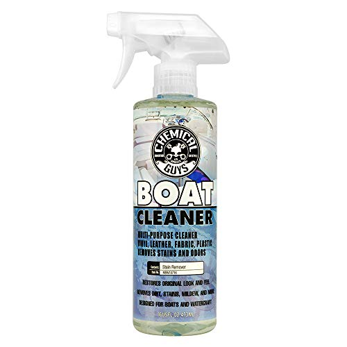 Chemical Guys MBW10716 Marine and Boat Heavy Duty Fabric & Vinyl Cleaner (16 oz)