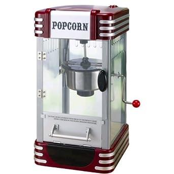 Palomitas de maíz máquina Mini et-pm-360: Amazon.es: Industria, empresas y ciencia