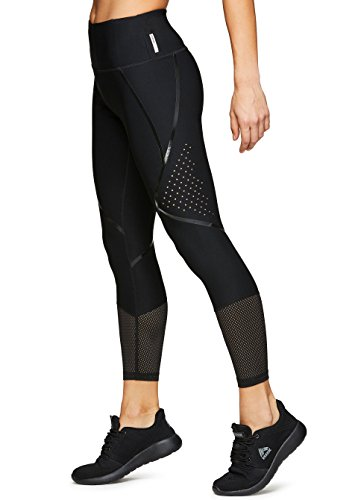 RBX Active Women's Yoga Workout Leggings Yoga Black M