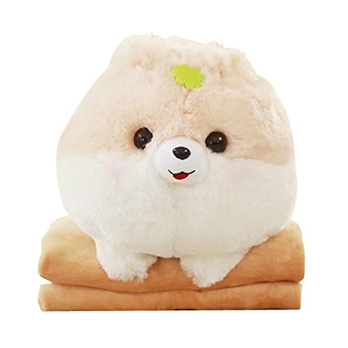 NAS AOSTAR 2 in 1 Pillow Blanket Plush Stuffed Animal Toys...