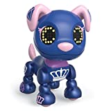 king robot - Zoomer Zupps Royal Pups, King Retriever, Litter 4 - Interactive Puppy with Lights, Sounds and Sensors