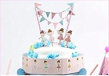 Doyeemei Kuchendekoration Fur Geburtstagskuchen Fur Kinder Und