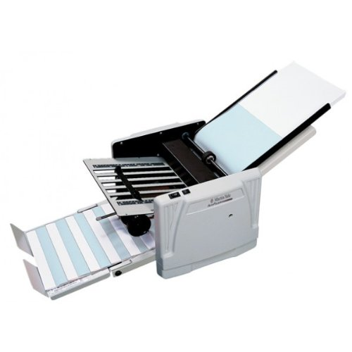 Martin Yale Model 1217A Medium-Duty AutoFolder for 11 x 17 Inches Paper, Grey (PRE1217A) by Martin Yale