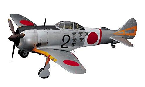 Hasegawa 44 two sets of 1/32 ST30 Nakajima ki single seat fighter Shoki the Plague-Dueller type 2 third class yJapanese plastic modelz