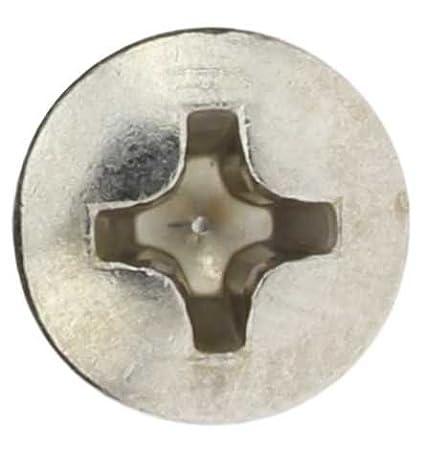 Reidl Linsensenkschrauben 5 x 40 mm DIN 966 A2 blank 200 St/ück
