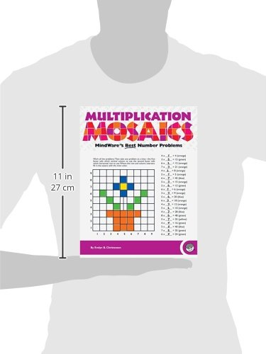 MindWare - Multiplication Mosaics: Evelyn B. Christensen ...