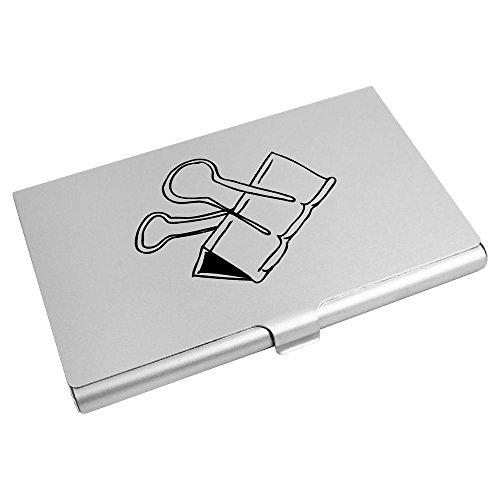 Azeeda Wallet Card Credit Card Holder 'Bulldog Business Clip' CH00008259 rqFPrw0
