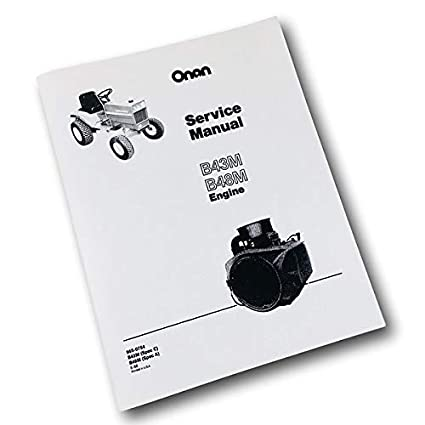 amazon com snapper 1855 garden tractor onan b48m 18hp engine 18 HP Onan Coil amazon com snapper 1855 garden tractor onan b48m 18hp engine service repair manual ovhl garden \u0026 outdoor