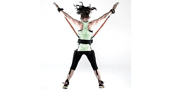 LiveUP Sports - Kit de Entrenamiento de 4 Cuerdas Que ...