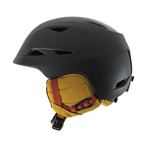 Montana Helmet - Giro Montane Helmet Matte Black Outpack, M