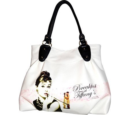Ah814. Licensed Breakfast At Tiffany Purse