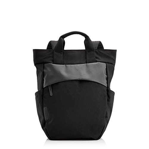 "Crumpler Hybrid Tote-Style Bag With 13"" Padded Laptop Compartment, Black by Crumpler"